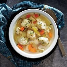 Easy Chicken and Dumplings | MyRecipes.com