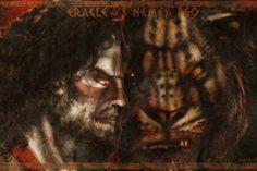 Eracle e il Leone