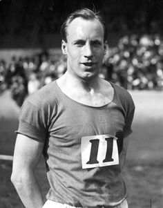 "Eric Liddell  ""I believe God made me for a purpose, but He also made me fast. And when I run, I feel His pleasure"""