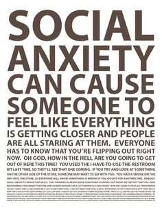 Social Anxiety #StoryOfMyLife