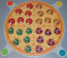Pizza Party This game was even more fun than it looks.
