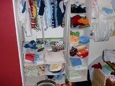 Becoming Mommy: Cloth Diaper Set-up