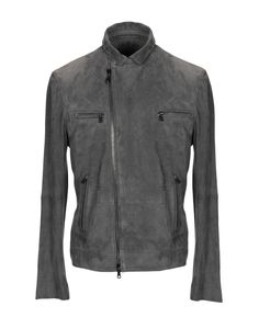 John Varvatos Biker Jacket In Steel Grey John Varvatos, Biker Style, Motorcycle Jacket, Leather Jacket, Mens Fashion, Grey, Long Sleeve, Jackets, Clothes