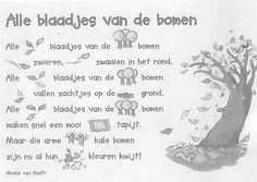 Liedjes / versjes - Welkom op de website van de Knorretjesklas