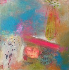 """""""Soir d'été"""" acrylic on canvas www.michelebedard.me"""