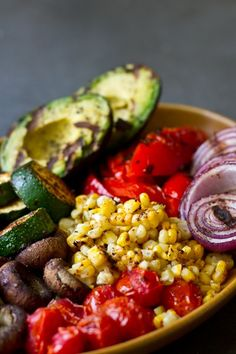 #Grilled #Vegetables #food #recipe #vegan #vegetarian