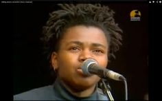 ''Don't you know? They're talkin? about a revolution It sounds like a whisper''  talking about a revolution (tracy chapman)