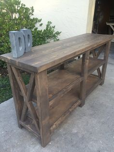 14 best wood entry table images diy ideas for home woodworking rh pinterest com