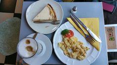Frühstück im Café Lieblich. Sehr klein und retro. #Bonn #Bonngehtessen