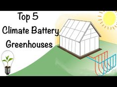 Thermal Energy Storage, Heating A Greenhouse, Urban Farmer, Good Vibes Only, Science And Technology, Glass Houses, Green Houses, Gardening, Coops