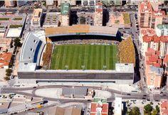 El Estadio Ramón de Carranza es el actual estadio del Cádiz Club de Fútbol. Fue construido entre mayo de 1954 y agosto de 1955 y finalmente estrenado el día 3 de septiembre de 1955. Fue remodelado posteriormente se inauguró el 18 de julio de 2012