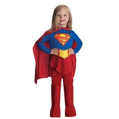 "DC Comics Supergirl Halloween Costume - Toddler Size - Buyseasons - Toys ""R"" Us"