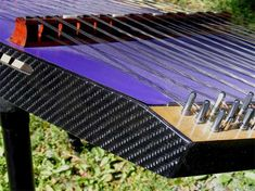 Sam Rizzetta - Carbon fiber hammered dulcimer Hammered Dulcimer, Instruments, Music Items, Carbon Fiber, Frame, Photos, Handmade, Romantic, Music