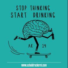 Motto, Abi Logo, Stop Thinking, Memes, Hacks, School, Graduation Sayings, Graduation Party Favors, High School Seniors