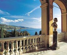 Giardini botanici di hanbury / Ventimiglia / Liguria / Italy