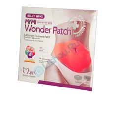 Оригинальный пластырь для похудения MYMI Wonder Patch купить заказать отзывы