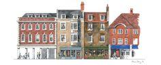 Francis Terry unveils revised Richmond riverside plans