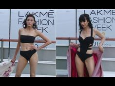 Oops moment at Lakme Fashion Week 2017 - 18+Only