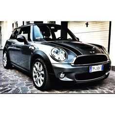 i will have a Mini Cooper one day!