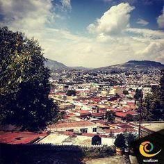 La tierra tiene lo que tú levantas de la tierra. #tlaxcala #apizaco #paisaje #ucoatl #ecoturismo