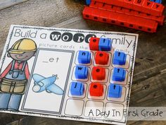 great centers to help your students learn how to decode CVC words