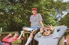 BTS Now3 In Chicago - Album on Imgur Credits BangtanSonyeonScans