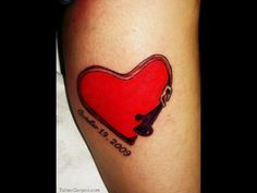 Small Heart Tattoo: Large Collection of Adorable Tattoos - Design Press Feather Tattoos, Leg Tattoos, Sleeve Tattoos, Finger Tattoos, Simple Heart Tattoos, Red Heart Tattoos, Trendy Tattoos, Tattoos For Guys, Small Tattoos With Meaning Quotes