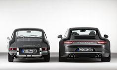 Porsche, que celebraba en ClassicAuto Madrid el 50 aniversario de su 911