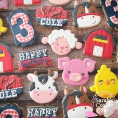 barnyard animals birthday