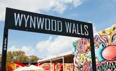 Street Art in Miami: Die Wynwood Walls