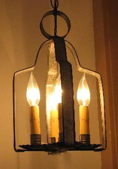 Early American Tin Lighting - Home Page
