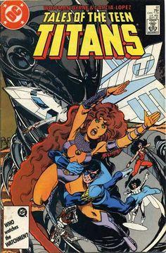 Teen Titans •John Byrne