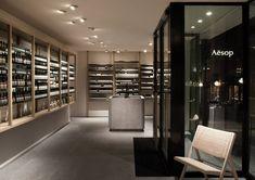 Aesop store by Vincent Van Duysen, Hamburg – Germany