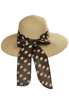Protect yourself from the sun while staying fabulously stylish in this Celine Woven Spot Hat from Ms Divine. Hats Online, Sun Hats, Celine, Style Guides, Personal Style, Stylish, My Style, Classic, Clothing