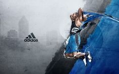 Wallpapers HD: Adidas NBA Basketball