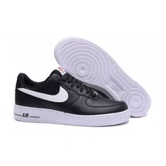 official photos ef21b 60d96 ... sale beste nike air force 1 low herre joggesko svart hvit 0303 f23f6  3eda6