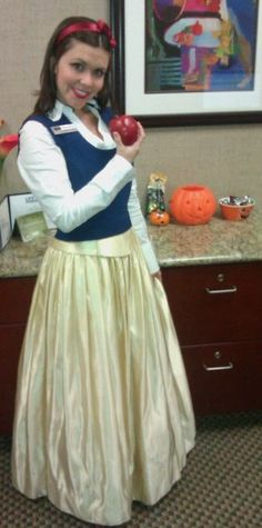 snow whitework appropriate halloween costumei wanted to be snow white - Halloween At Work Ideas