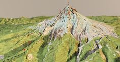 In this tutorial, we'll create a 3D geometry from USGS DEM data and then texture…