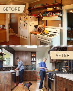 Design*Sponge   Kitchen Transformation
