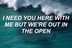 the beach // the nbhd