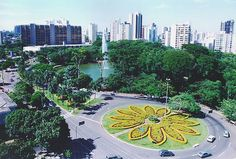 Goiania to visit a friend! Travel Flights, Best Flights, Cheap Flights, South America Continent, Brazil Vacation, Brazil Travel, Brazil Cities, Places To Travel, Places To Go