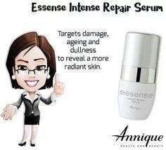 #skincare #annique #essenserange #sensitiveskin #repairserum Radiant Skin, Sensitive Skin, Health And Beauty, Serum, Healthy Lifestyle, Skin Care, Tips, Beauty Products, Range