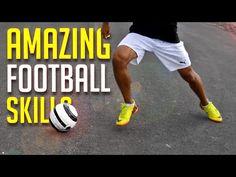 Learn 5 Amazing Futsal Skills & Football Tricks - Tutorial - YouTube