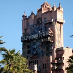 "Tower Of Terror!! I remember riding it the first time this summer and as we were going up thinking, ""OKAY that's high enough now!!"" Ended up riding it four more times that day and once more the next day XD"