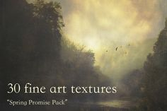 30 fine art textures by Dirk's texture pit on Creative Market