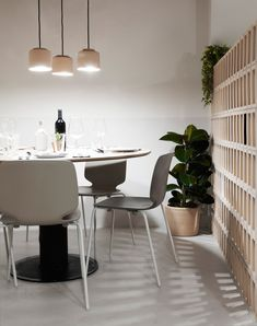 Microcement eetkamer #microcement #eetkamer #interieur