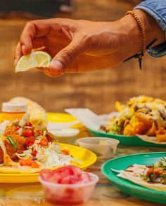 A dash of lime balances the sweetness of the batter and the crispness of the cabbage. Mexican food has long depended on limes for it's unique tanginess. We invite you to ass a dash of lime to your Taco's and find out why people have been doing it for hundreds of years.   #TacoTuesday  #LetsTaco