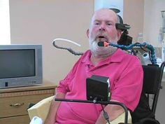 Don Oliver has had multiple sclerosis for 40 years and is wheel chair bound. His assistive technology that he uses is a program call Dragon and this is a critical part of his every day life.