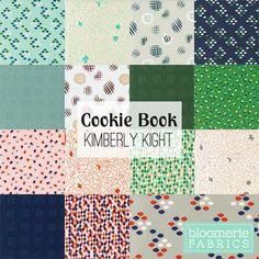 Cookie Book Fat Quarter Bundle (Bloomerie Fabrics)