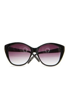 MANGO - Cat eye sunglasses with tinted lenses.  (Big sale today!)